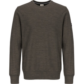 super.natural Waterton Crewneck Sweatshirt Herren killer khaki 3d